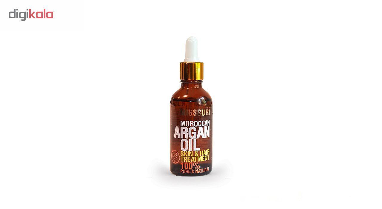 روغن مو میسوری مدل Argan حجم 50 میلی لیتر main 1 3