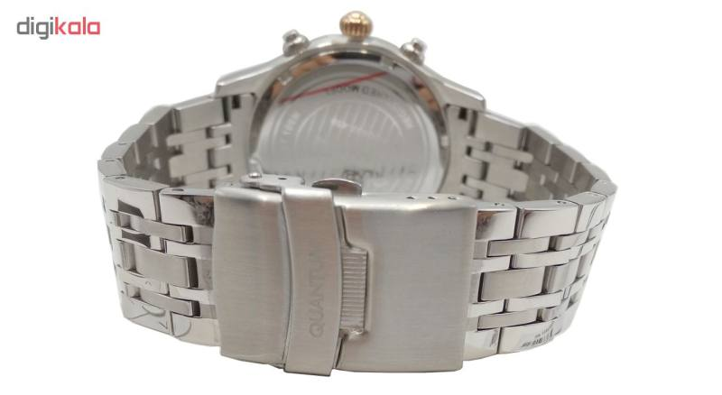 ساعت مچی عقربه ای مردانه کوانتوم مدل ADG637.450