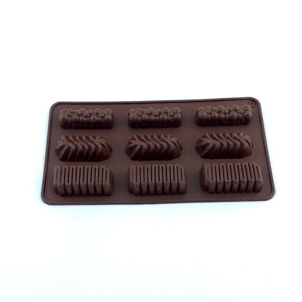 قالب شکلات کد 1128 طرح اسنیکرز