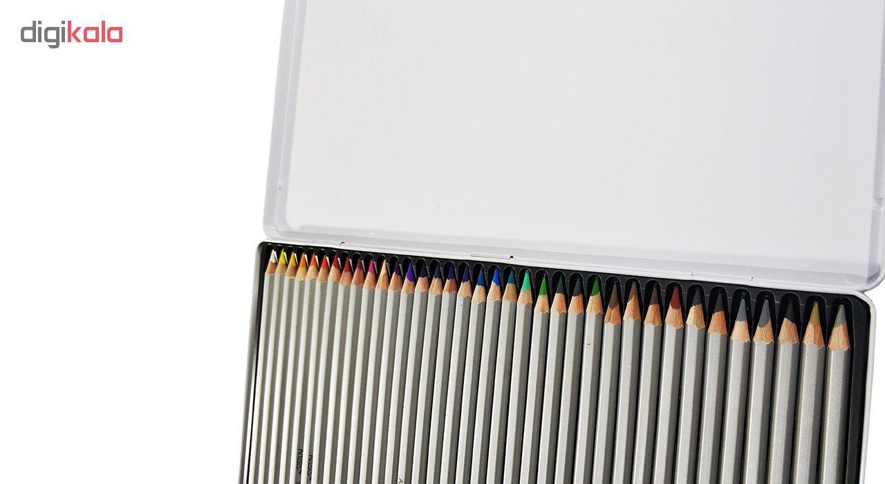 مداد رنگی 36 رنگ پیکاسو مدل Artist-Florist main 1 3