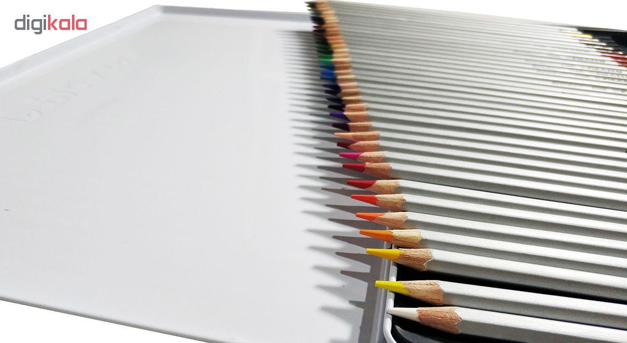 مداد رنگی 36 رنگ پیکاسو مدل Artist-Florist main 1 4