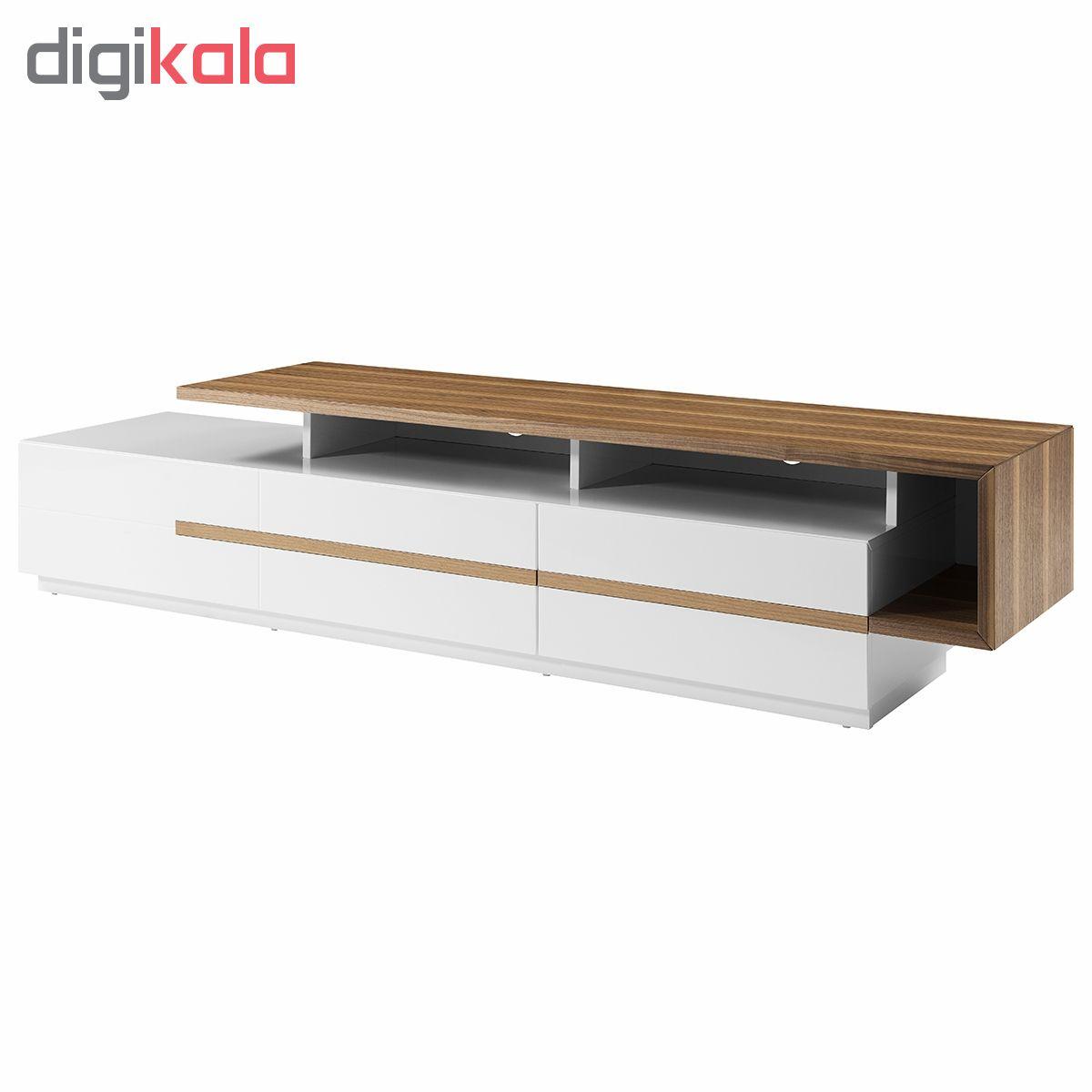 خرید اینترنتی میز تلویزیون مدل والتر کد 01 اورجینال