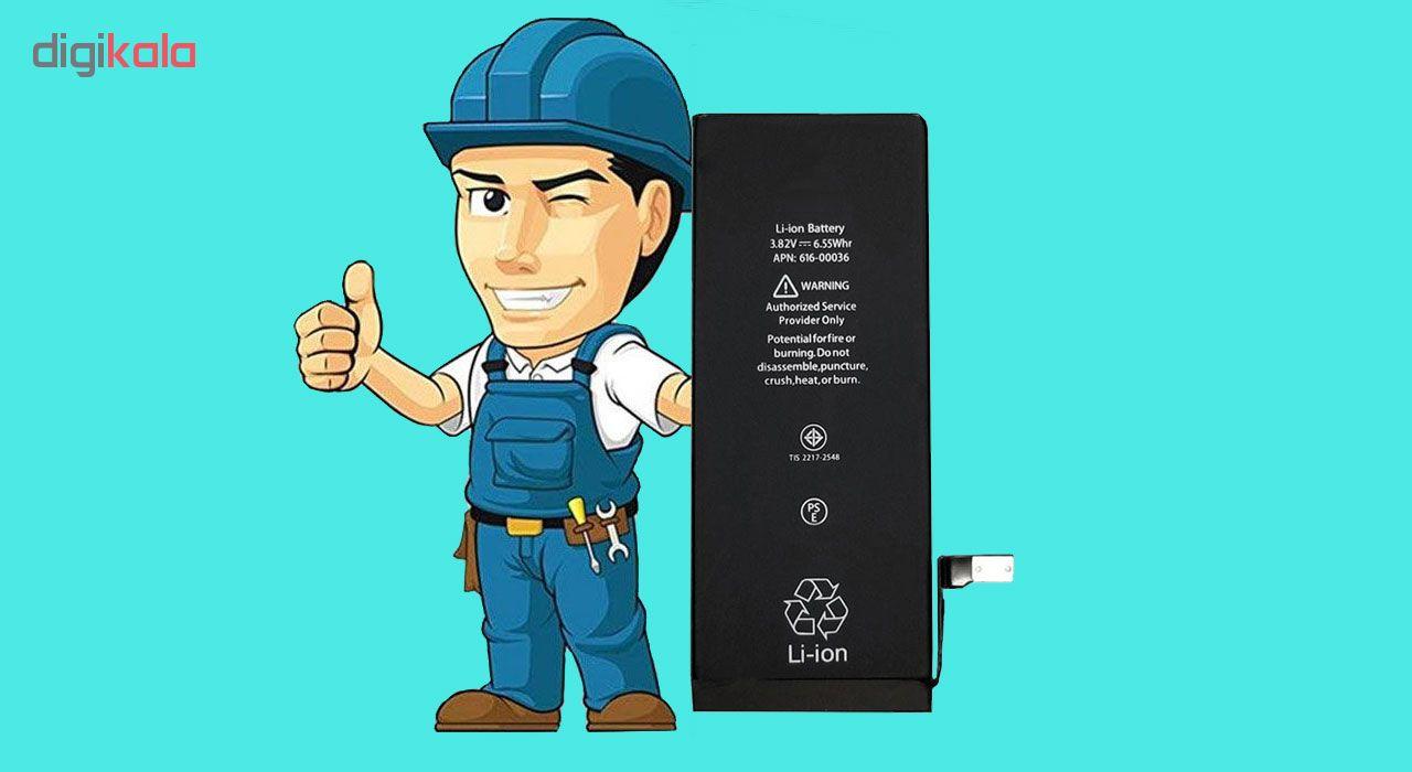 باتري موبايل مدل BTR ظرفیت 1810 میلی آمپر ساعت مناسب براي گوشي موبايل اپل iPhone 6  main 1 1