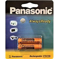 باتری نیم قلمی قابل شارژ پاناسونیک مدل HR03 بسته 2 عددی