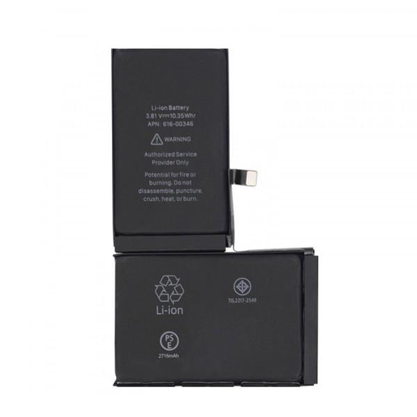 باتری موبایل مدل BTR ظرفیت 2716 میلی آمپر ساعت مناسب برای گوشی موبایل اپل iPhone X