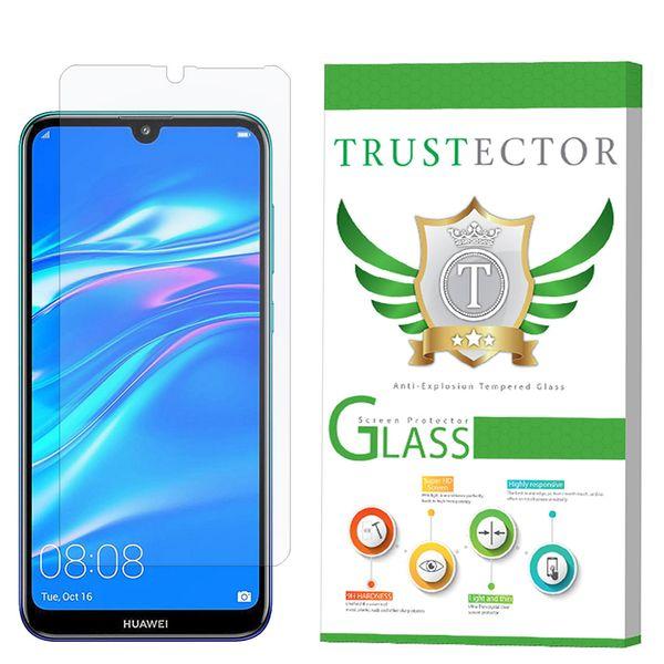 محافظ صفحه نمایش تراستکتور مدل GLS مناسب برای گوشی موبایل هوآوی Y7 Pro 2019