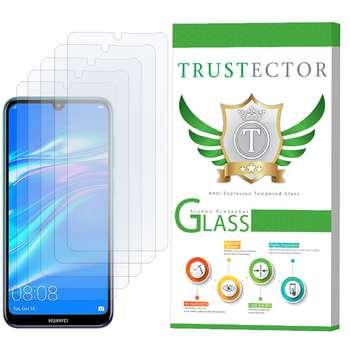 محافظ صفحه نمایش تراستکتور مدل GLS مناسب برای گوشی موبایل هوآوی Y7 Pro 2019 بسته 5 عددی