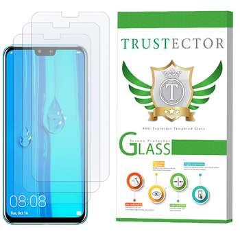 محافظ صفحه نمایش تراستکتور مدل GLS مناسب برای گوشی موبایل هوآوی Y9 2019 بسته 3 عددی