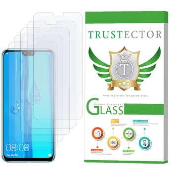 محافظ صفحه نمایش تراستکتور مدل GLS مناسب برای گوشی موبایل هوآوی Y9 2019 بسته 5 عددی