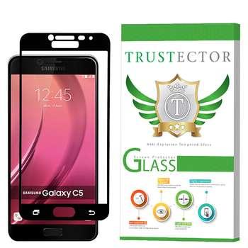 محافظ صفحه نمایش تراستکتور مدل GSS مناسب برای گوشی موبایل سامسونگ Galaxy C5