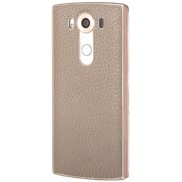 قاب پشتی چرمی وویا مدل Skin Shield مناسب برای گوشی موبایل ال جی V10