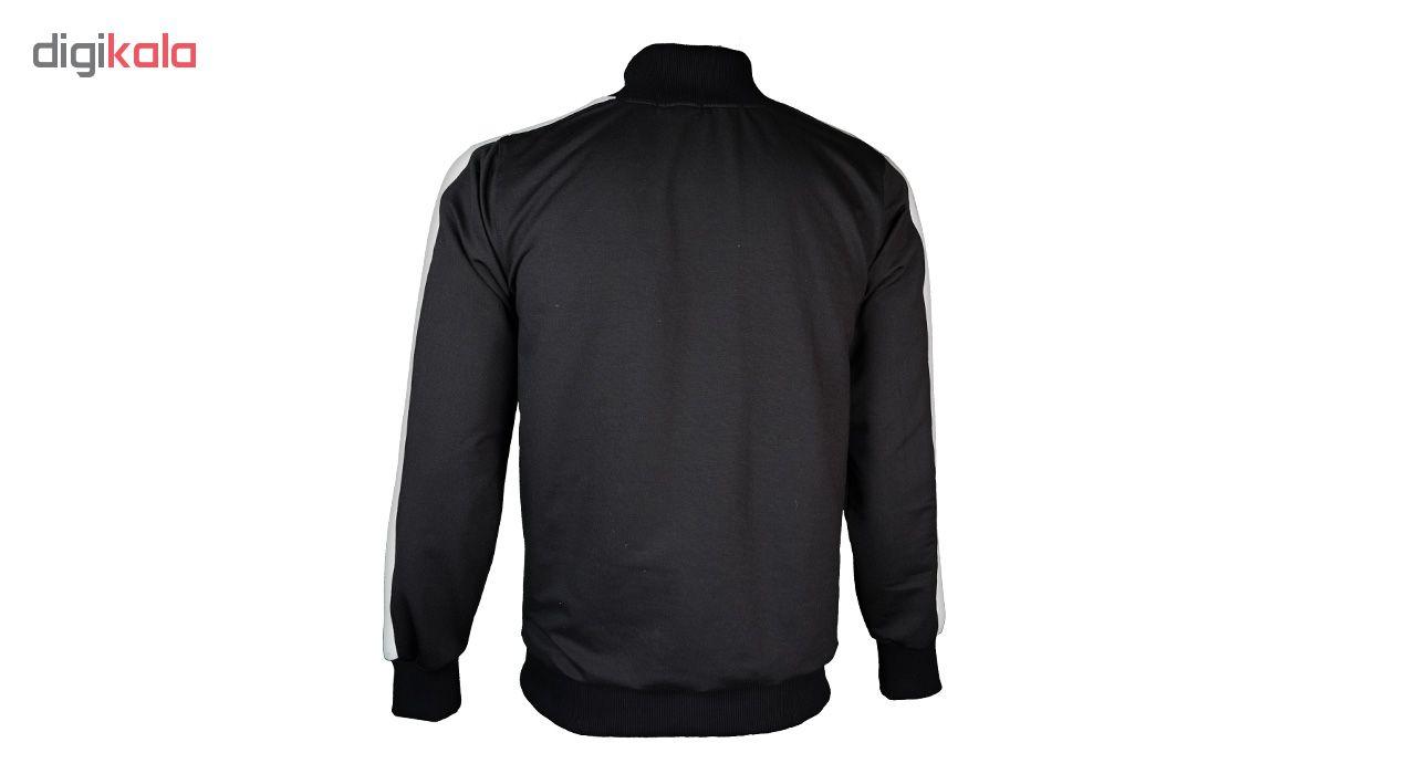 ست سویشرت و شلوار ورزشی مردانه پاتیلوک طرح منچستریونایتد کد 810014