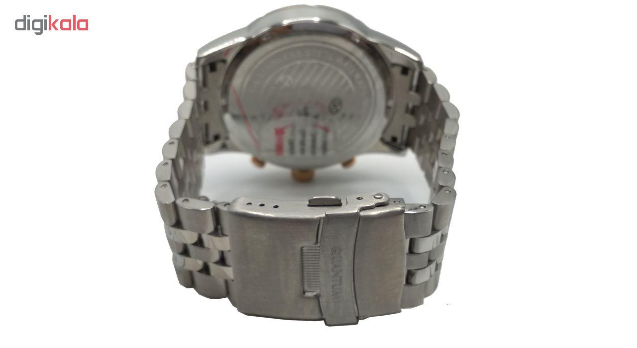 ساعت مچی عقربه ای مردانه کوانتوم مدل ADG492.590