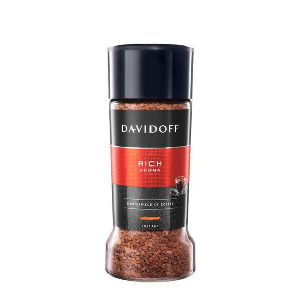 قهوه فوری دیویدف مدل Rich Aroma مقدار 100 گرم