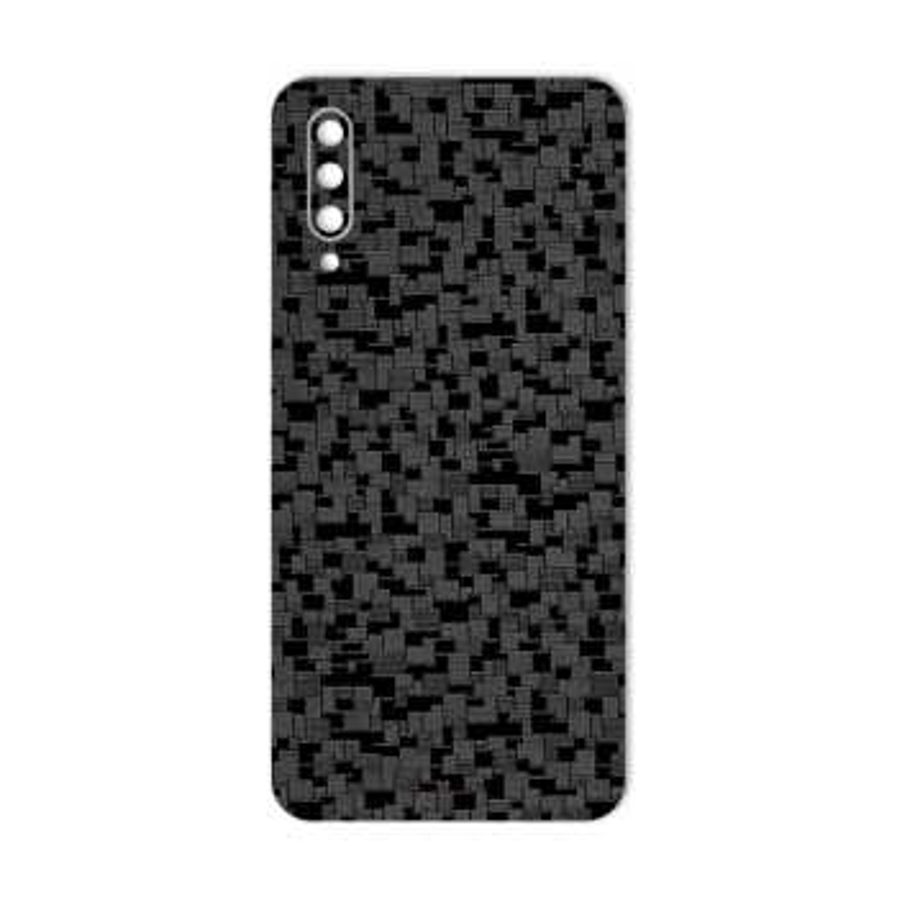برچسب پوششی ماهوت مدل Silicon-Texture مناسب برای گوشی موبایل سامسونگGalaxy   A30 S