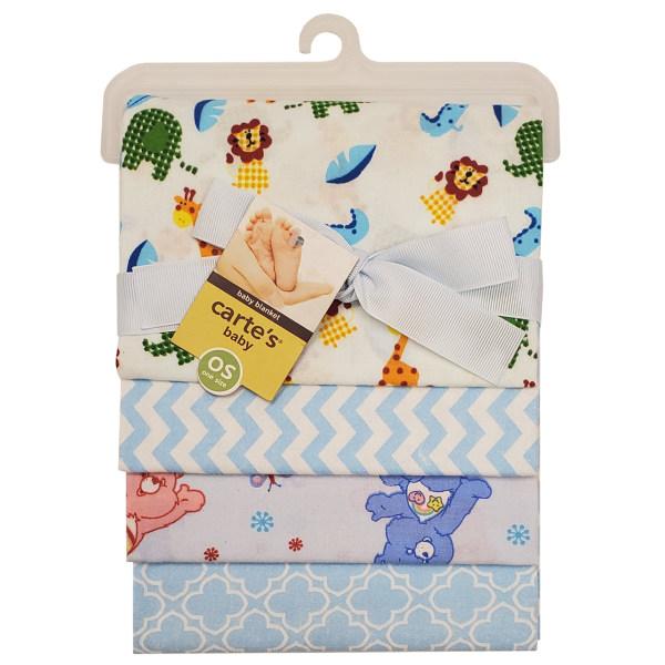 خشک کن کودک کارتز بیبی کد B110 بسته 4 عددی