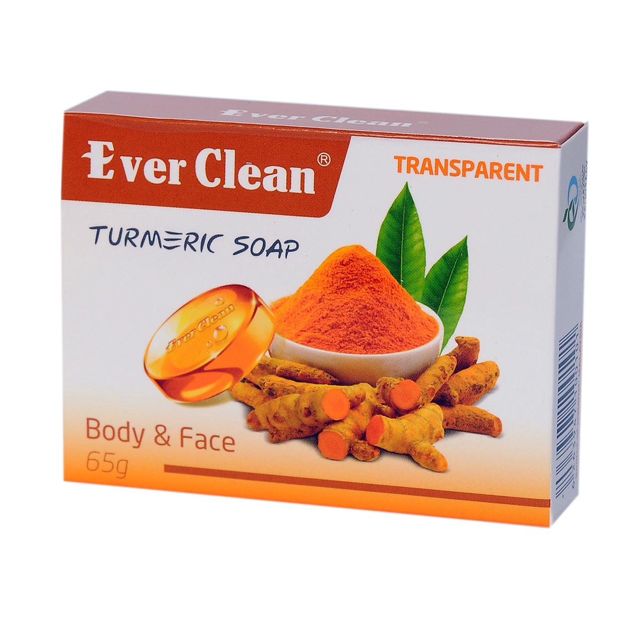 خرید                      صابون اورکلین مدل Turmeric مقدار 65 گرم