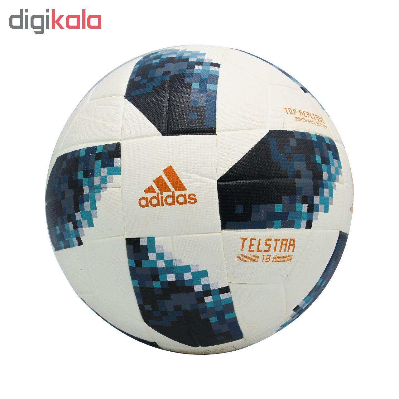 توپ فوتبال آدیداس مدل جام جهانی RUSSIA 2018 main 1 1