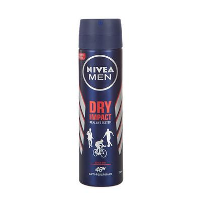 تصویر اسپری ضد تعریق مردانه نیوآ مدل Dry Impact Plus حجم 150 میلی لیتر
