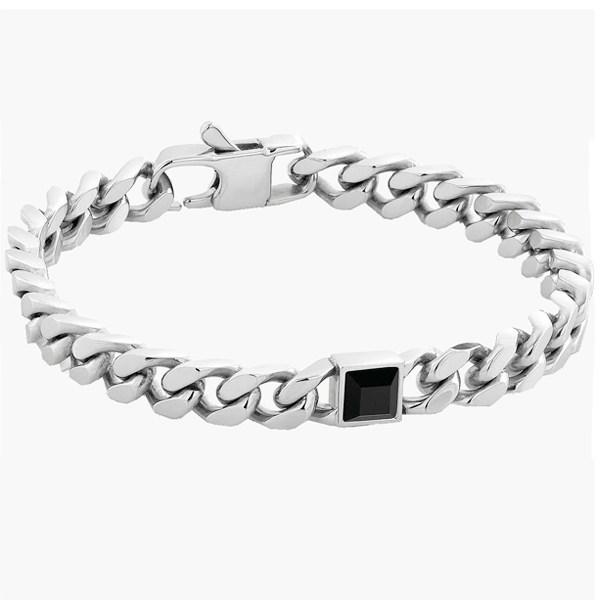 دستبند مردانه نومینیشن کد 012-021942