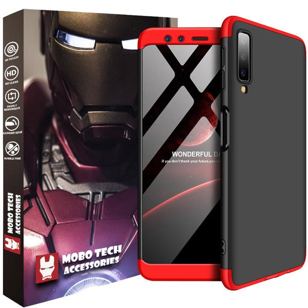 کاور 360 درجه موبو تک مدل GK-SA7-2 مناسب برای گوشی موبایل سامسونگ Galaxy A7 2018