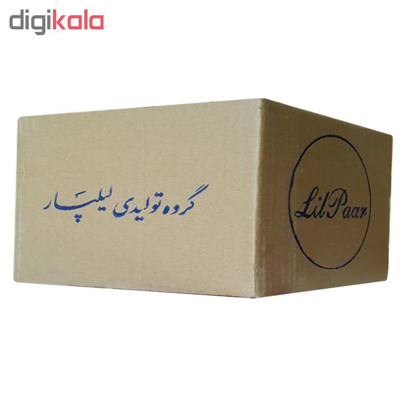 جعبه جواهرات لیلپار طرح خرسی قلبی مدل HOA-1073