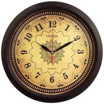 ساعت دیواری سیتی زن مدل پاییز کد 107111152