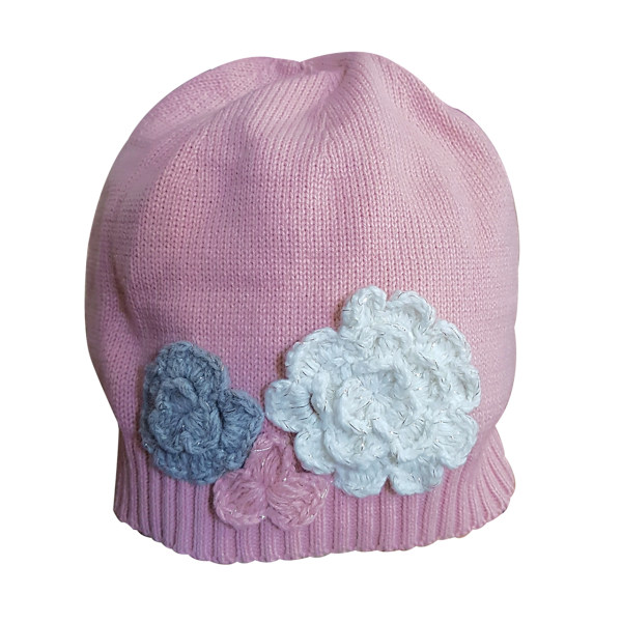 کلاه بافتنی دخترانه ال سی وایکیکی کد E-k1