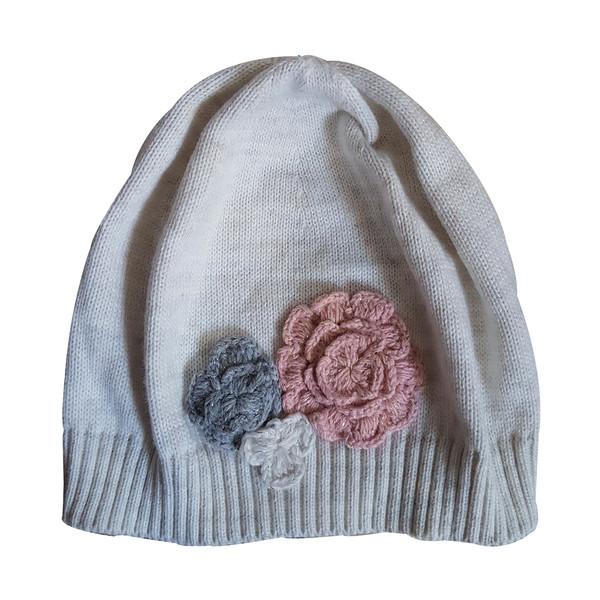 کلاه بافتنی دخترانه ال سی وایکیکی کد E-k2