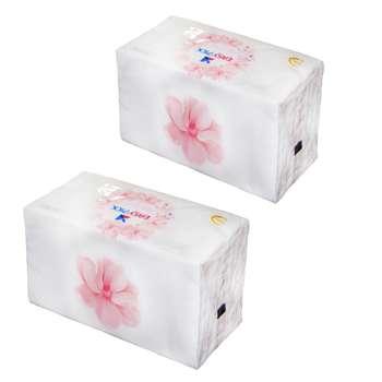 دستمال کاغذی 300 برگ ایزی پیک بسته ۲ عددی