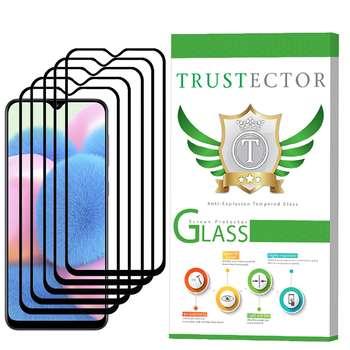 محافظ صفحه نمایش تراستکتور مدل GSS مناسب برای گوشی موبایل سامسونگ Galaxy A30s بسته 5 عددی