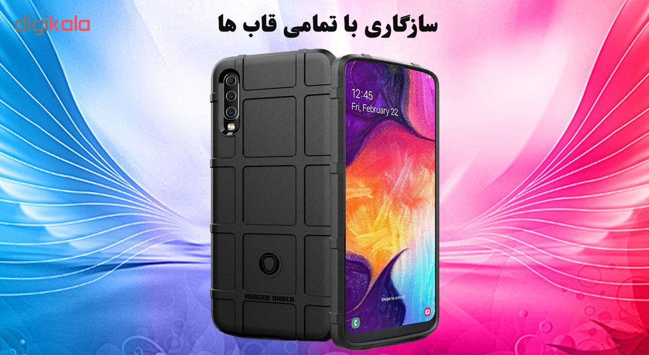 محافظ صفحه نمایش تراستکتور مدل GSS مناسب برای گوشی موبایل سامسونگ Galaxy A30s بسته 5 عددی main 1 3