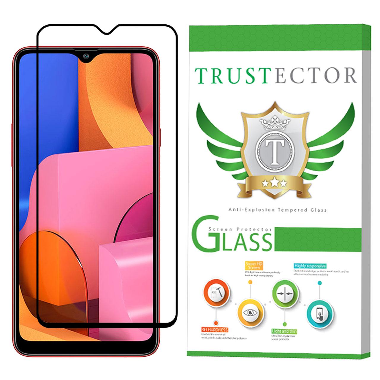 محافظ صفحه نمایش تراستکتور مدل GSS مناسب برای گوشی موبایل سامسونگ Galaxy A20s