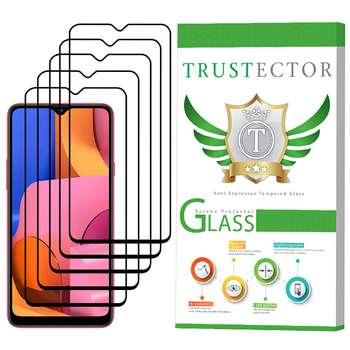 محافظ صفحه نمایش تراستکتور مدل GSS مناسب برای گوشی موبایل سامسونگ Galaxy A20s بسته 5 عددی