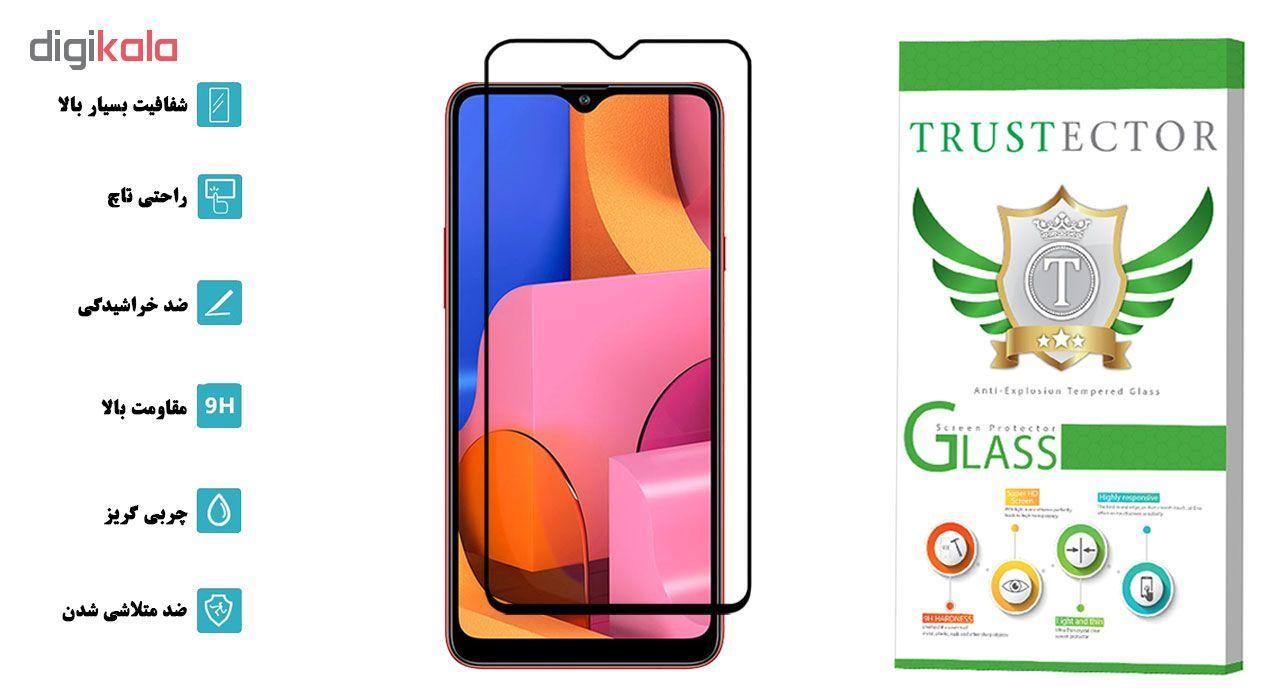 محافظ صفحه نمایش تراستکتور مدل GSS مناسب برای گوشی موبایل سامسونگ Galaxy A20s main 1 2
