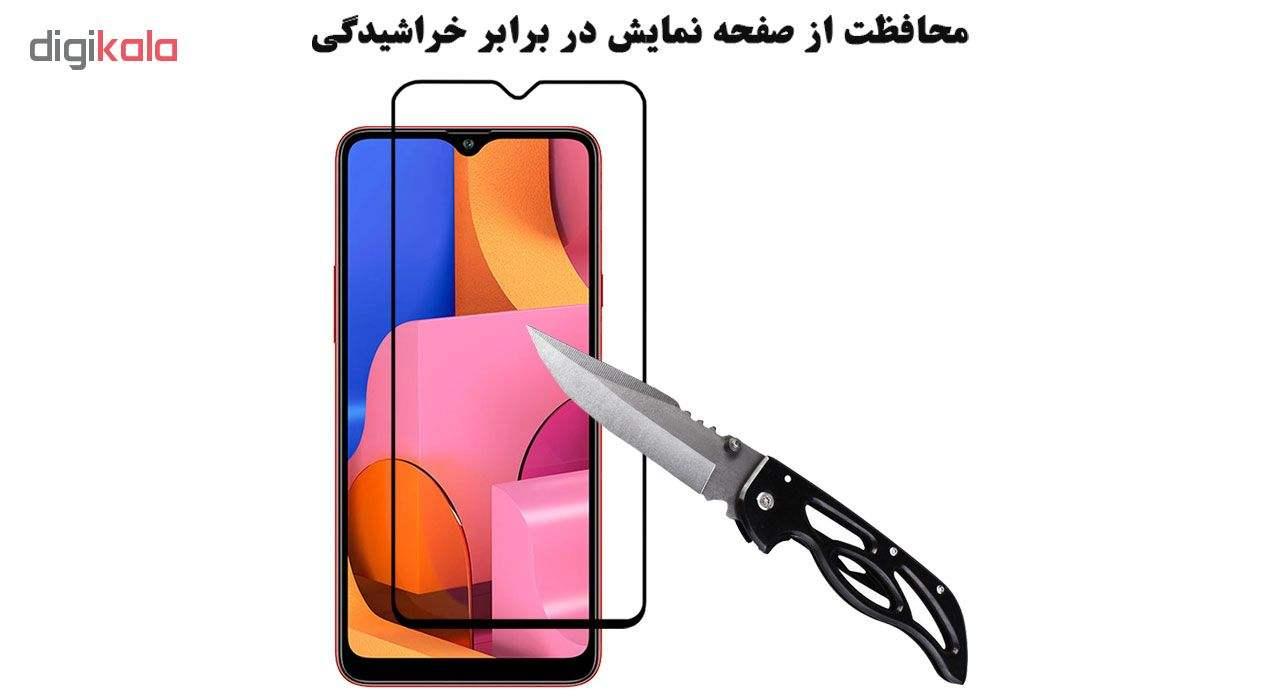 محافظ صفحه نمایش تراستکتور مدل GSS مناسب برای گوشی موبایل سامسونگ Galaxy A20s main 1 6