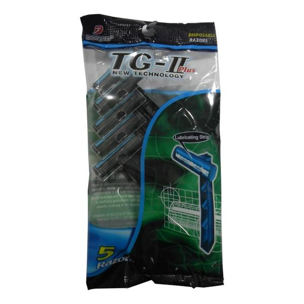 خود تراش مردانه دورکو مدل TG-II Plus بسته 5 عددی