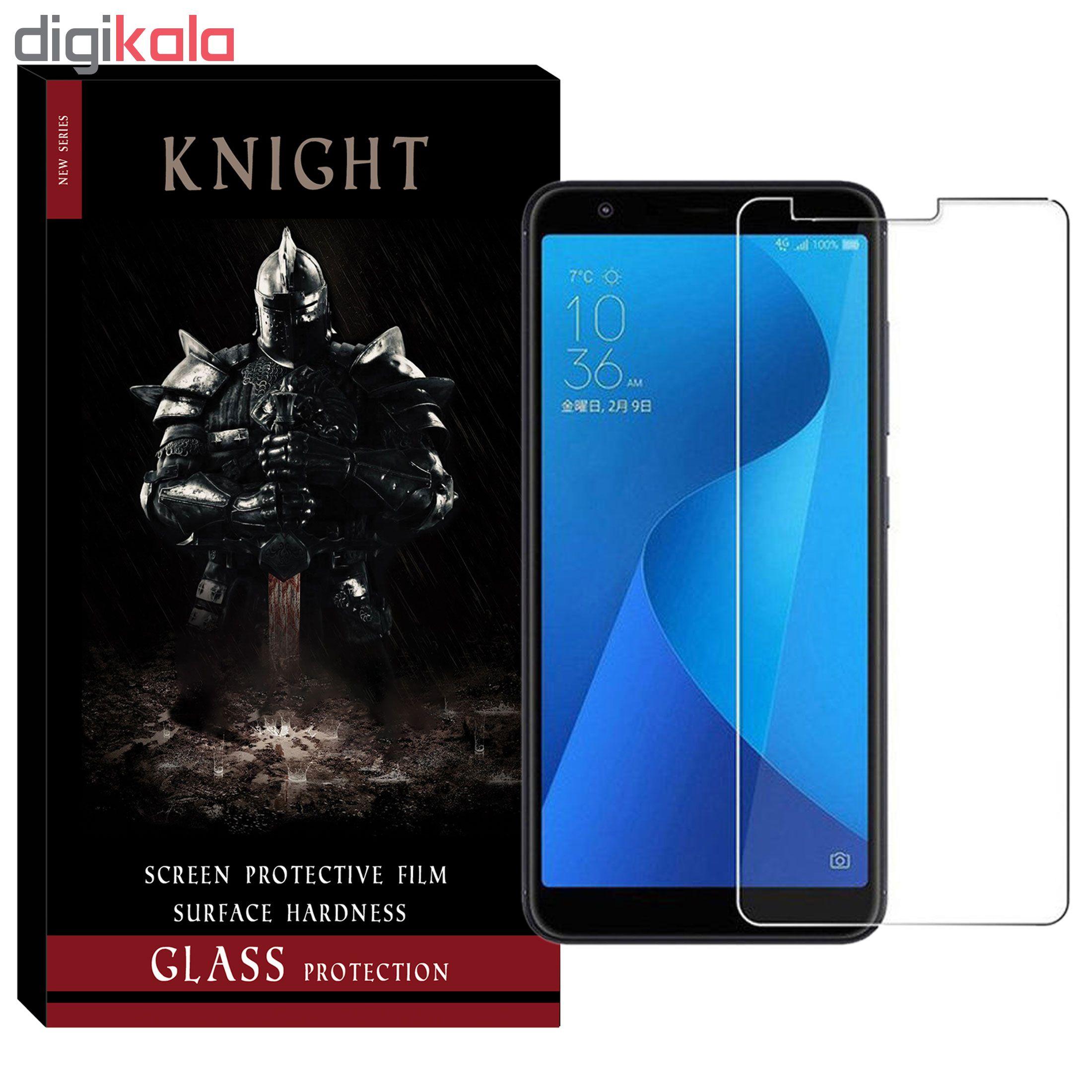 محافظ صفحه نمایش نایت مدل K-001 مناسب برای گوشی موبایل ایسوس Zenfone max plus / zb 570              ( قیمت و خرید)