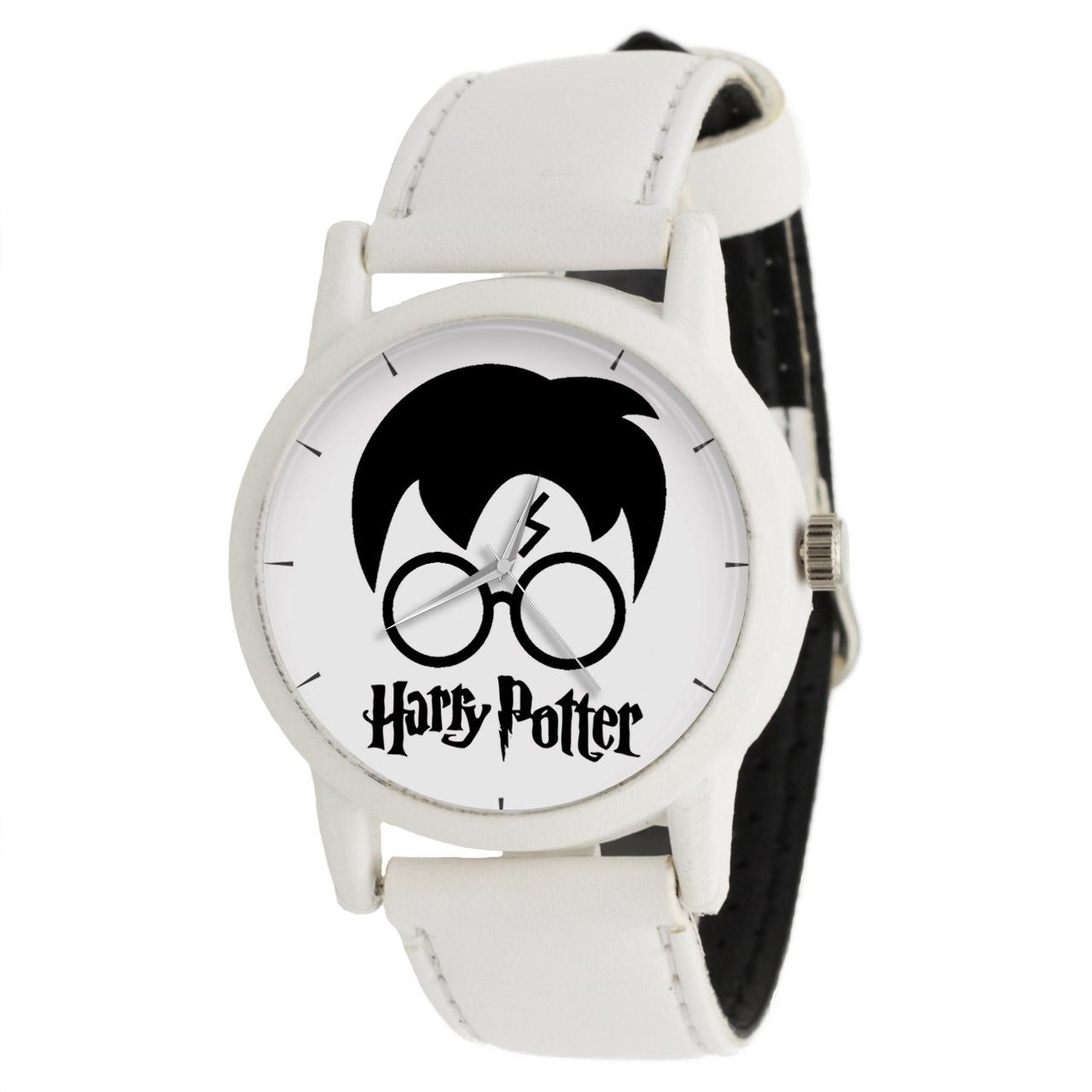 کد تخفیف                                      ساعت مچی عقربه ای طرح هری پاتر کد LF1580