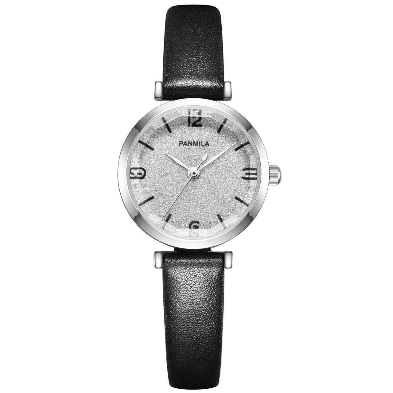 ساعت مچی عقربه ای زنانه پانمیلا مدل P0163S-DZ1WHW