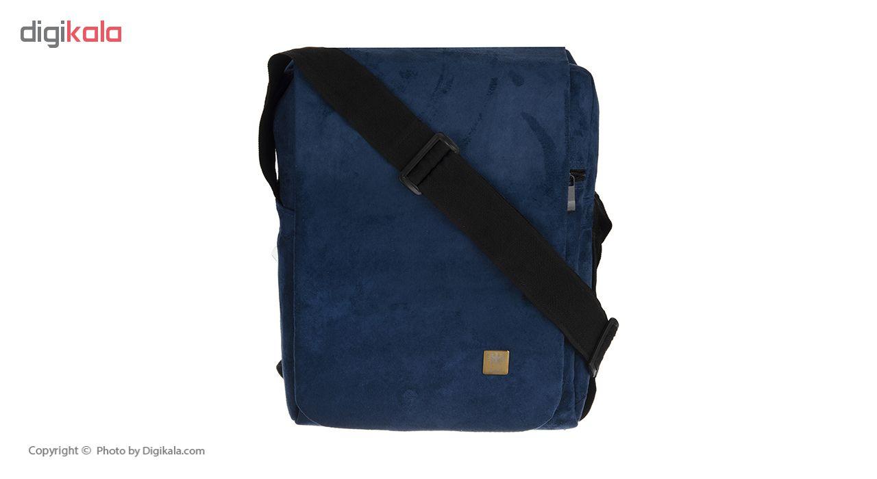 کیف لپ تاپ اس ام ان مدل 05 مناسب برای لپ تاپ 15.6 اینچی