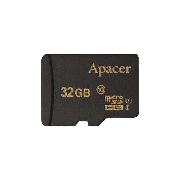 کارت حافظه microSDHC اپیسر مدل IP22 کلاس 10 استانداردUHS-I U1 سرعت 45MBps ظرفیت 32 گیگابایت