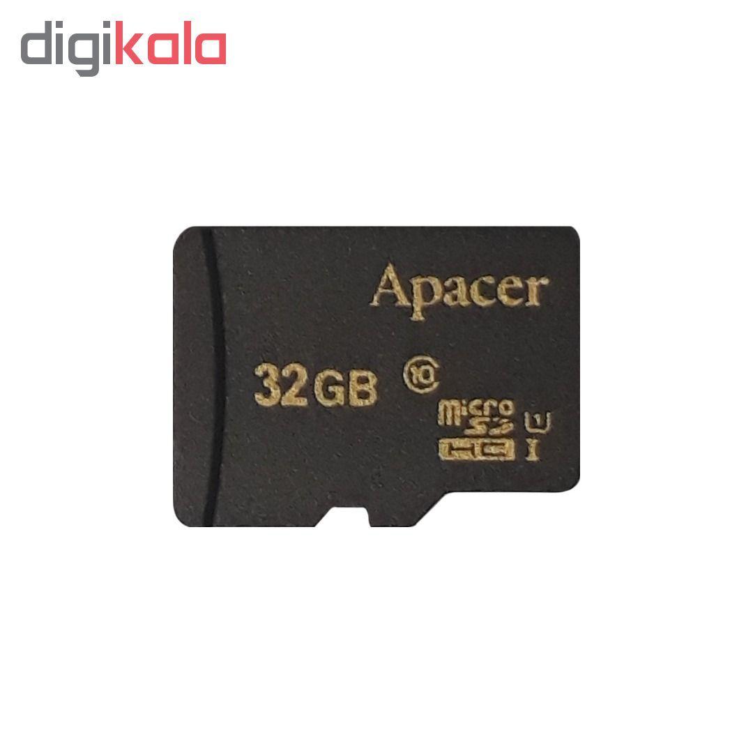 کارت حافظه microSDHC اپیسر مدل IP22 کلاس 10 استانداردUHS-I U1 سرعت 45MBps ظرفیت 32 گیگابایت main 1 1