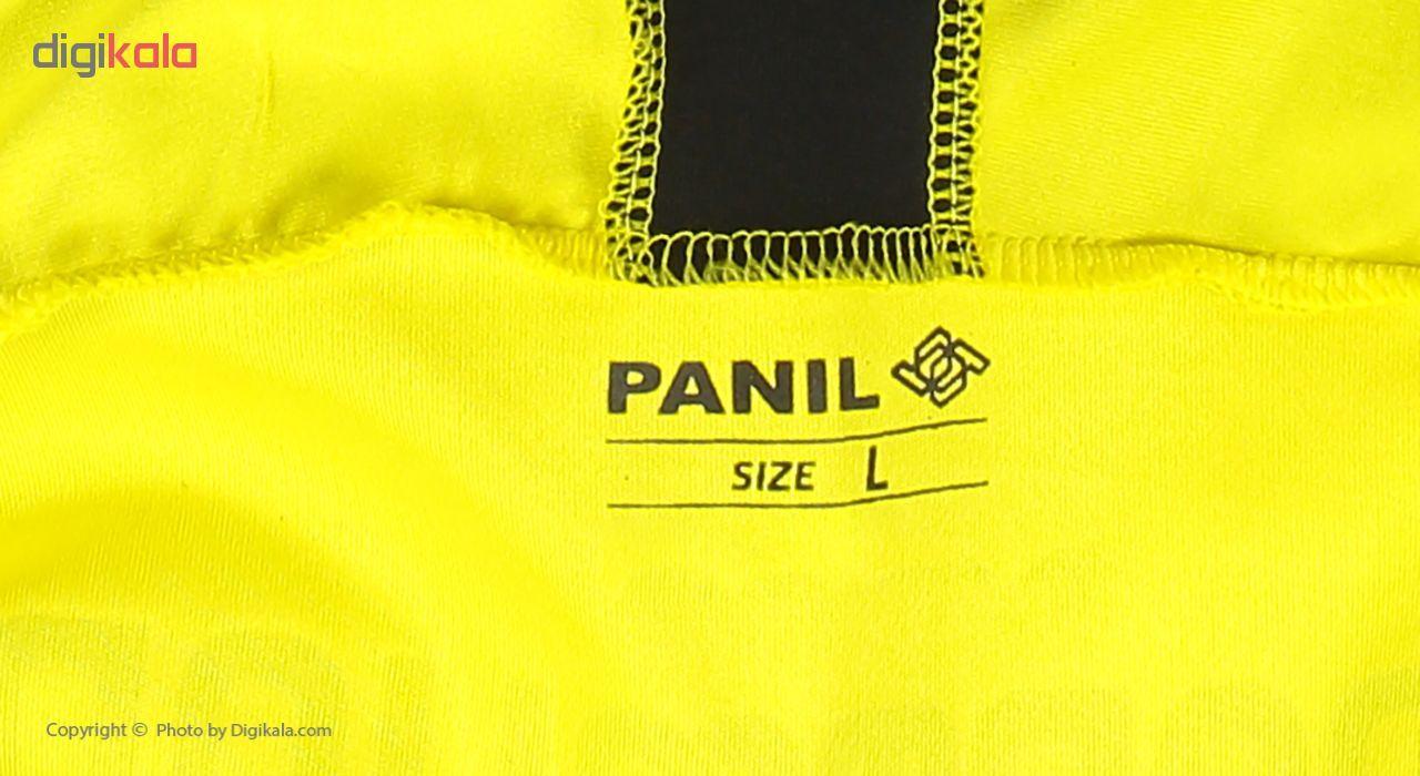ست پیراهن و شورت ورزشی پسرانه پانیل طرح تیم دورتمند کد 23011 main 1 5