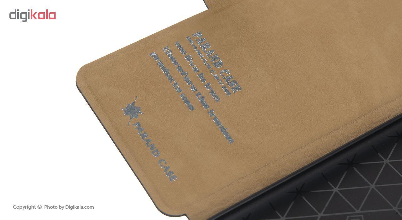 کیف کلاسوری پرند کیس مدل z10+ مناسب برای گوشی موبایل سامسونگ Galaxy A30