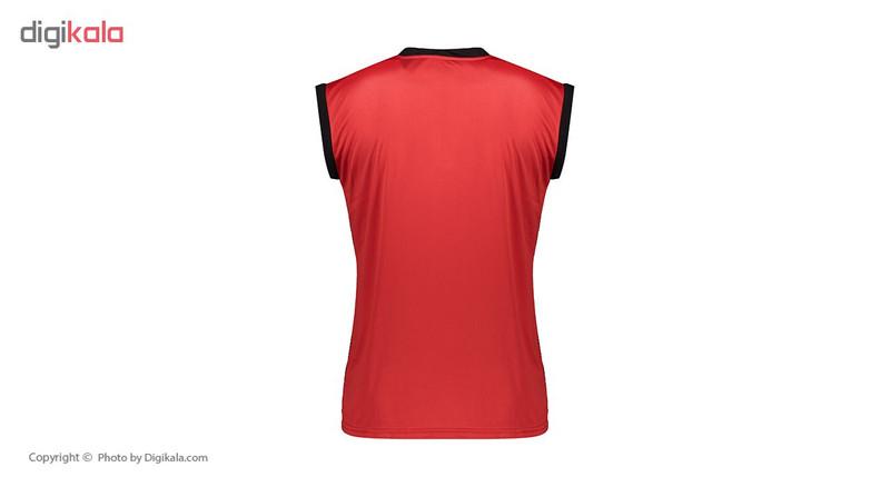 ست تاپ و شلوارک ورزشی مردانه پانیل کد 512R