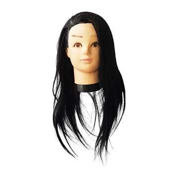 مانکن مو مخصوص کوتاهی و شینیون کد Z1