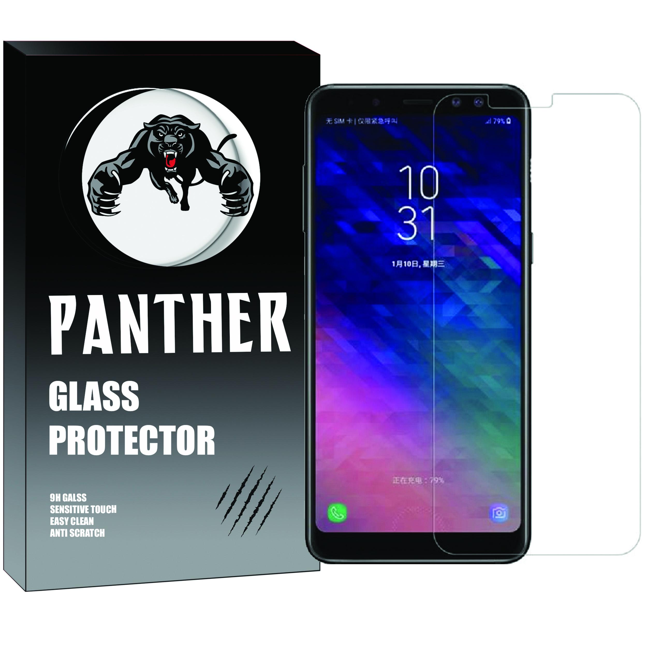 محافظ صفحه نمایش پنتر مدل TMP-004 مناسب برای گوشی موبایل سامسونگ Galaxy A9 2018