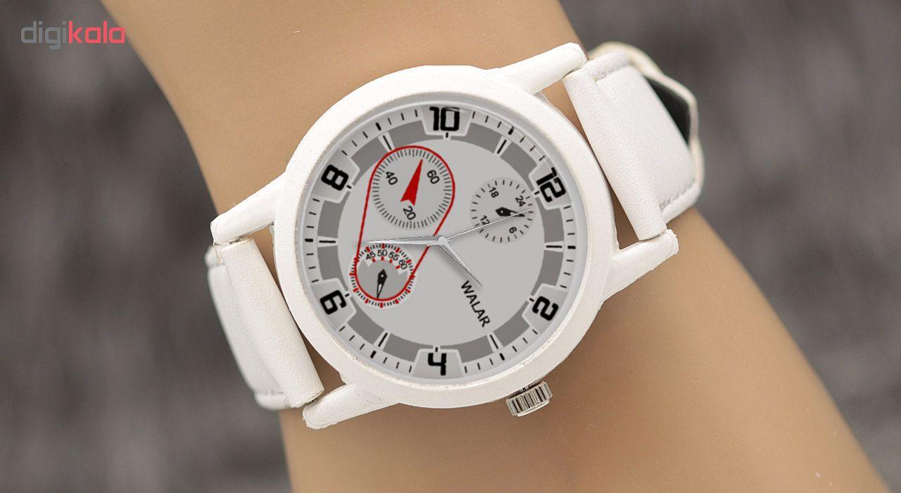 کد تخفیف                                      ساعت مچی عقربه ای والار کد LF1564