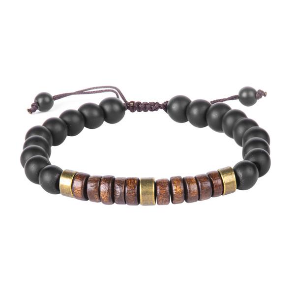 دستبند مردانه ریسه گالری کد Ri3-W1179